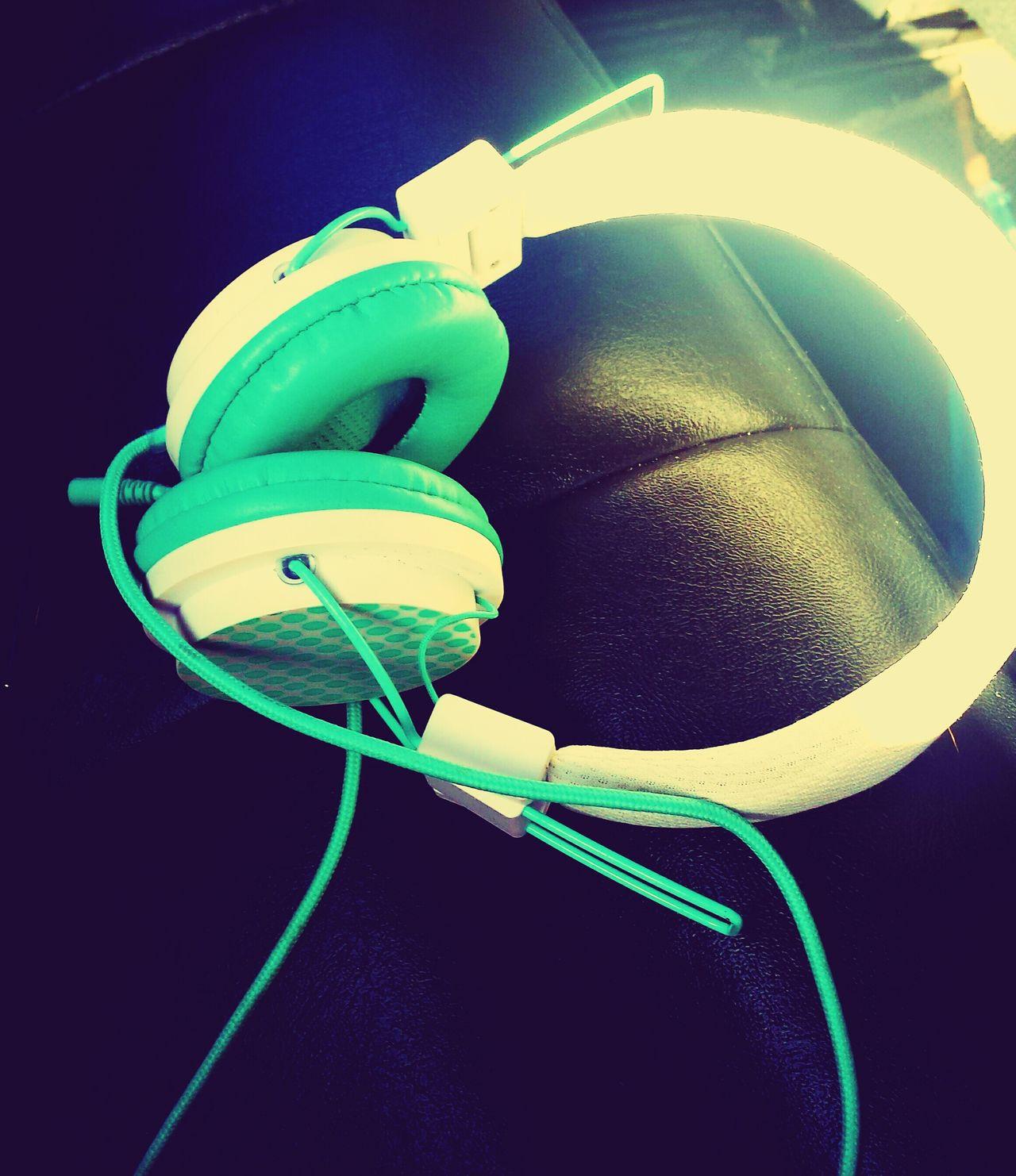 Headphones Music Close-up Songs