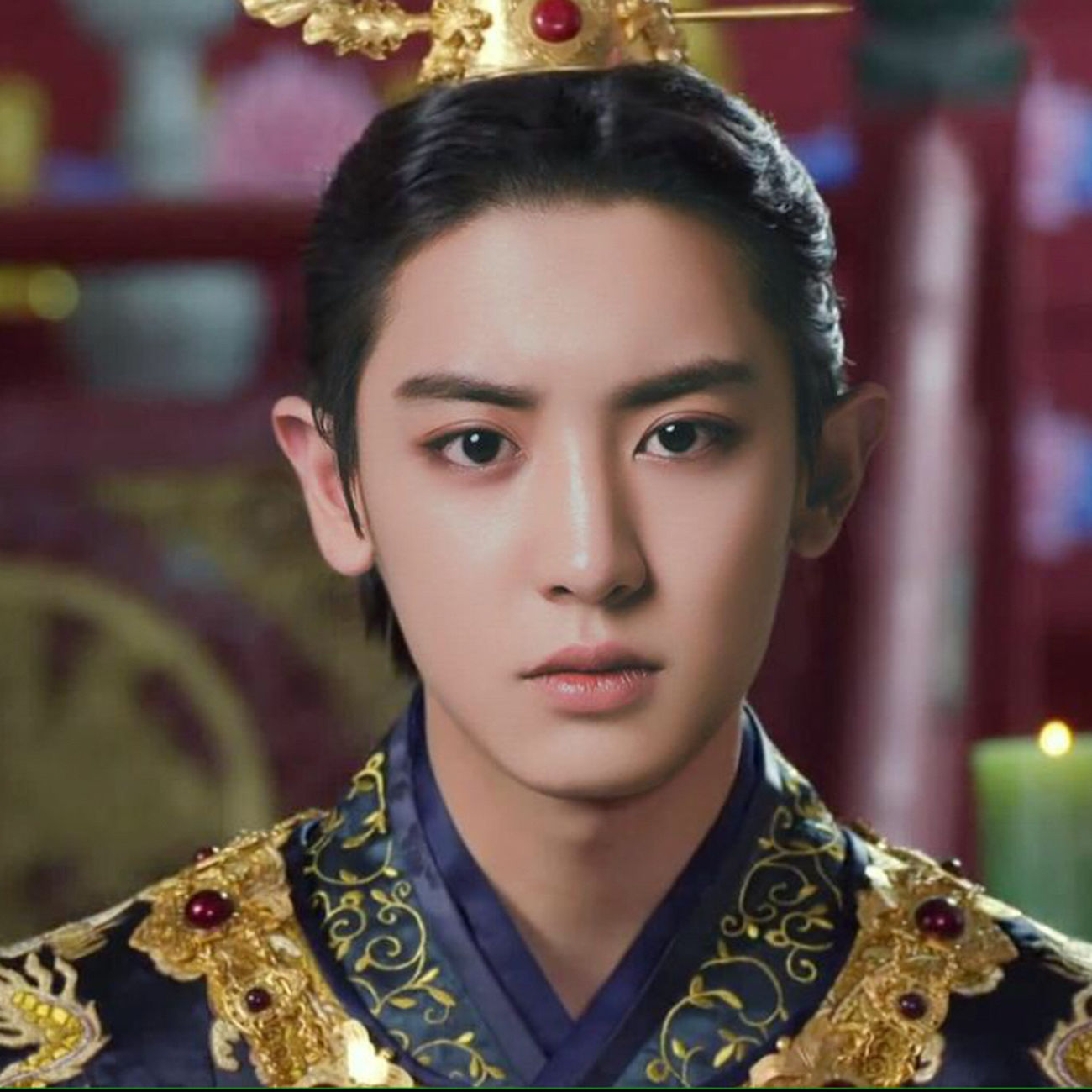 EXO Chanyeol Park Chanyeol Exok Korean Oppa Handsome Classic Drama King