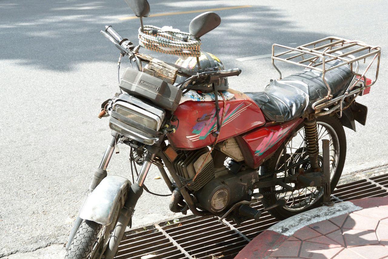Motorcycle Motorbike
