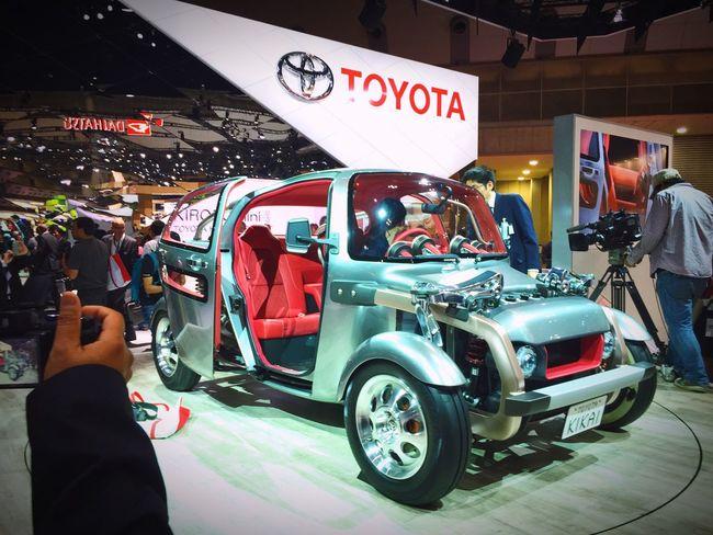 Tokyomotorshow2015 Toyota