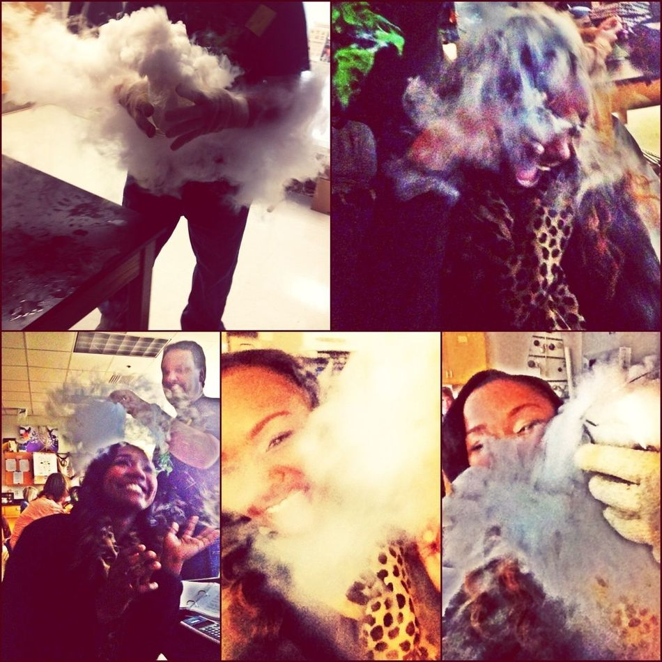 #dryice #smoke #cool #physics