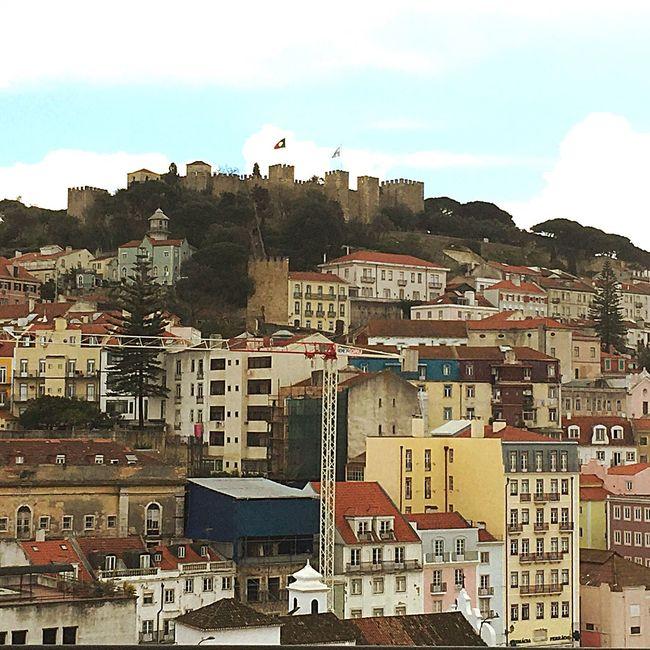 Martim Moniz  Topo Castelo De São Jorge