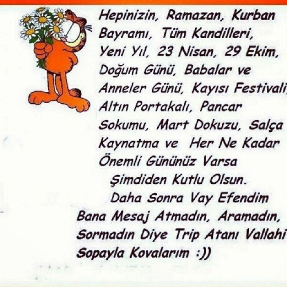 Hepinize Iyi Bayramlar :)) Nice bayramlar görmek dileğiyle ;))