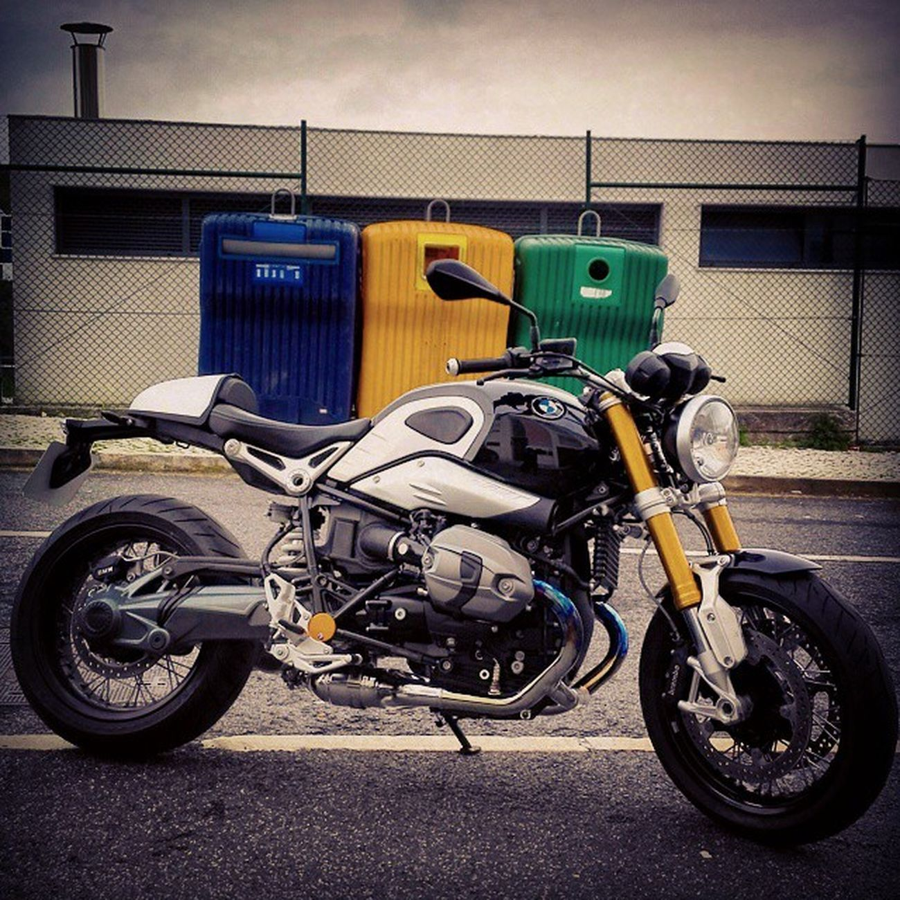 Recycle Rninet Ninet R9t Dropmoto