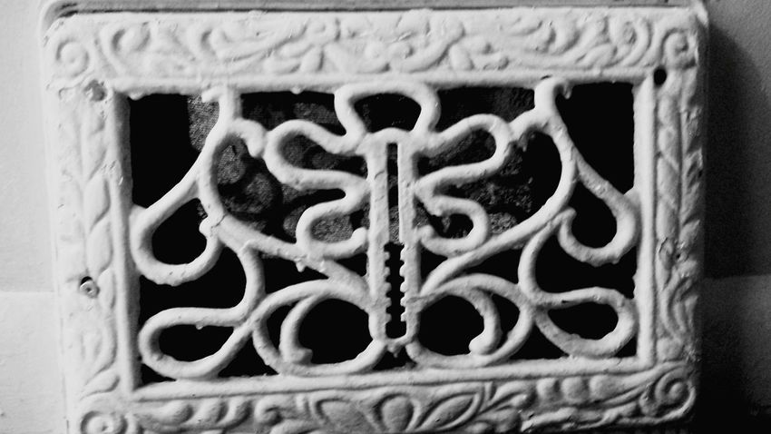 Metal work Cool Pattern Check This Out Blackandwhite