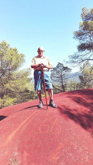 Mon pare Monpare Padre Father Fatherday CumpleañosFeliz🎂 Cumpleanys Arboles , Naturaleza Mountain Montañas❤ Personal Perspective Natura Nature Photography Lovemyfamily