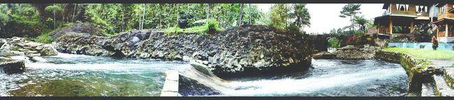Panorama PanoramaIndonesia Panoramashot Water CurugBayan Curug Bayan