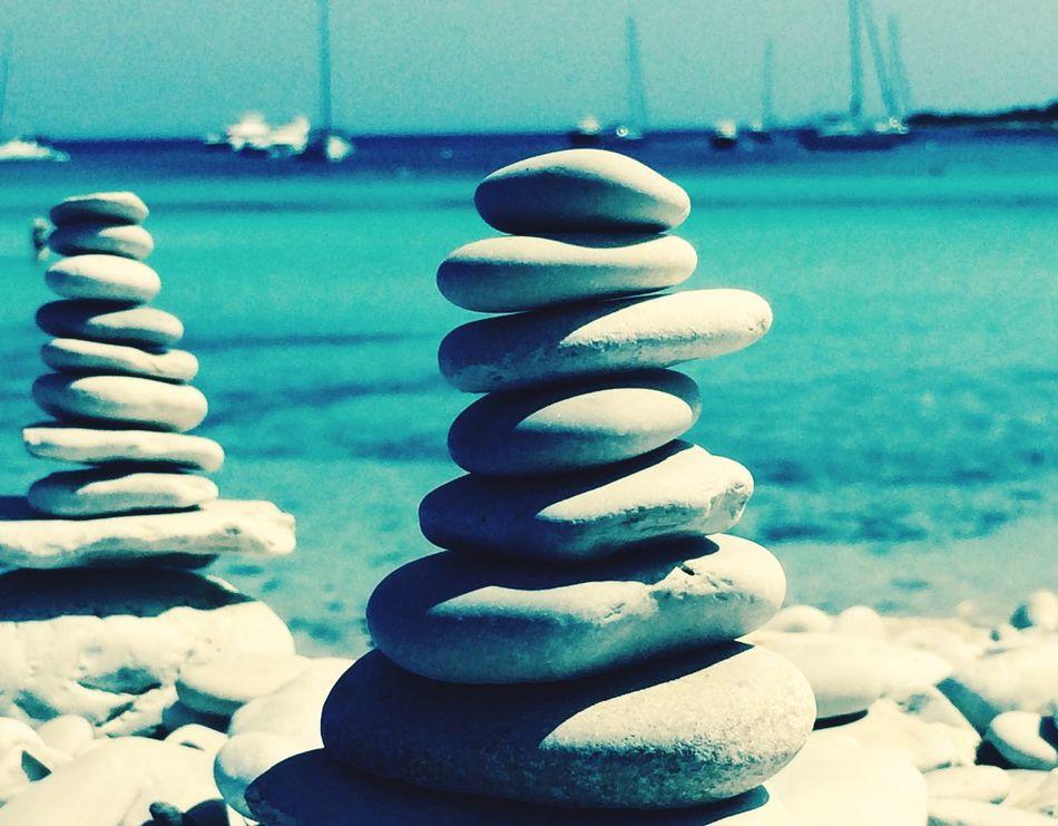 Stones Sea Beach Relax Senza Pensieri Sun ☀ Estate Peace And Quiet