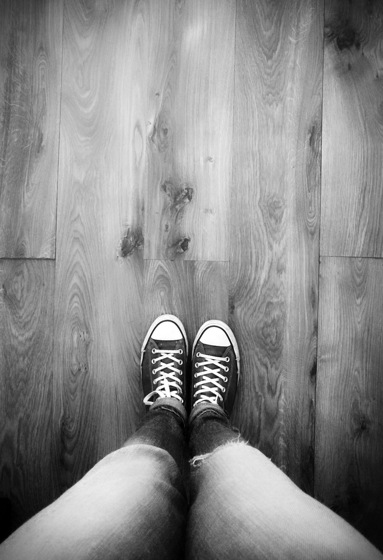 Human Body Part One Person Human Leg Shoe Personal Perspective Blackandwhite Indoors  Black And White Photography
