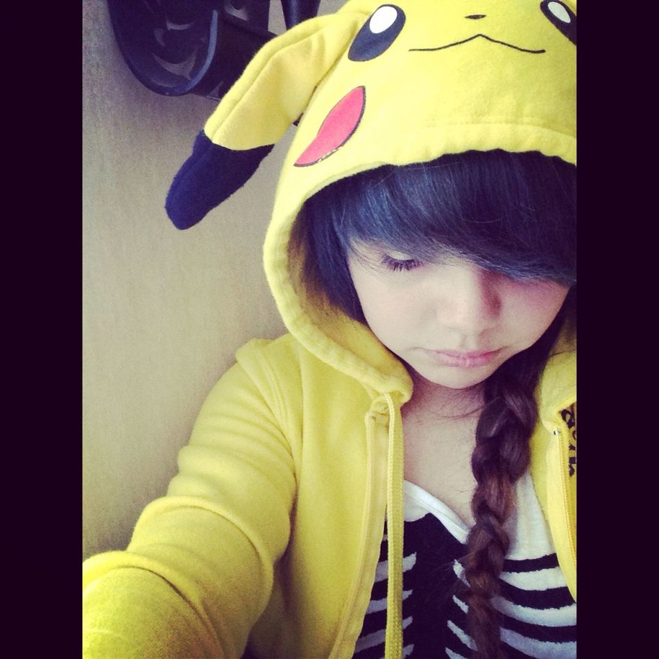 Pikachu Pika Pika ♥ Hot Topic Skeleton