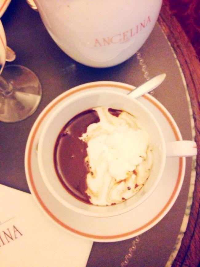 Miam Best  Hot Chocolate !