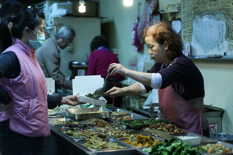 市場 Taipei Taiwan Food Taipei Life 龍山寺 Market