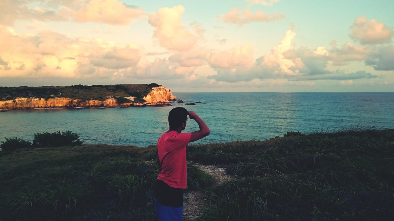 "Exploring ""Dirty Beach"" in Puerto Rico The Places I've Been Today Relaxing Irony Beautiful Sunset Playa Sucia Puerto Rico Beach Check This Out That's Me"