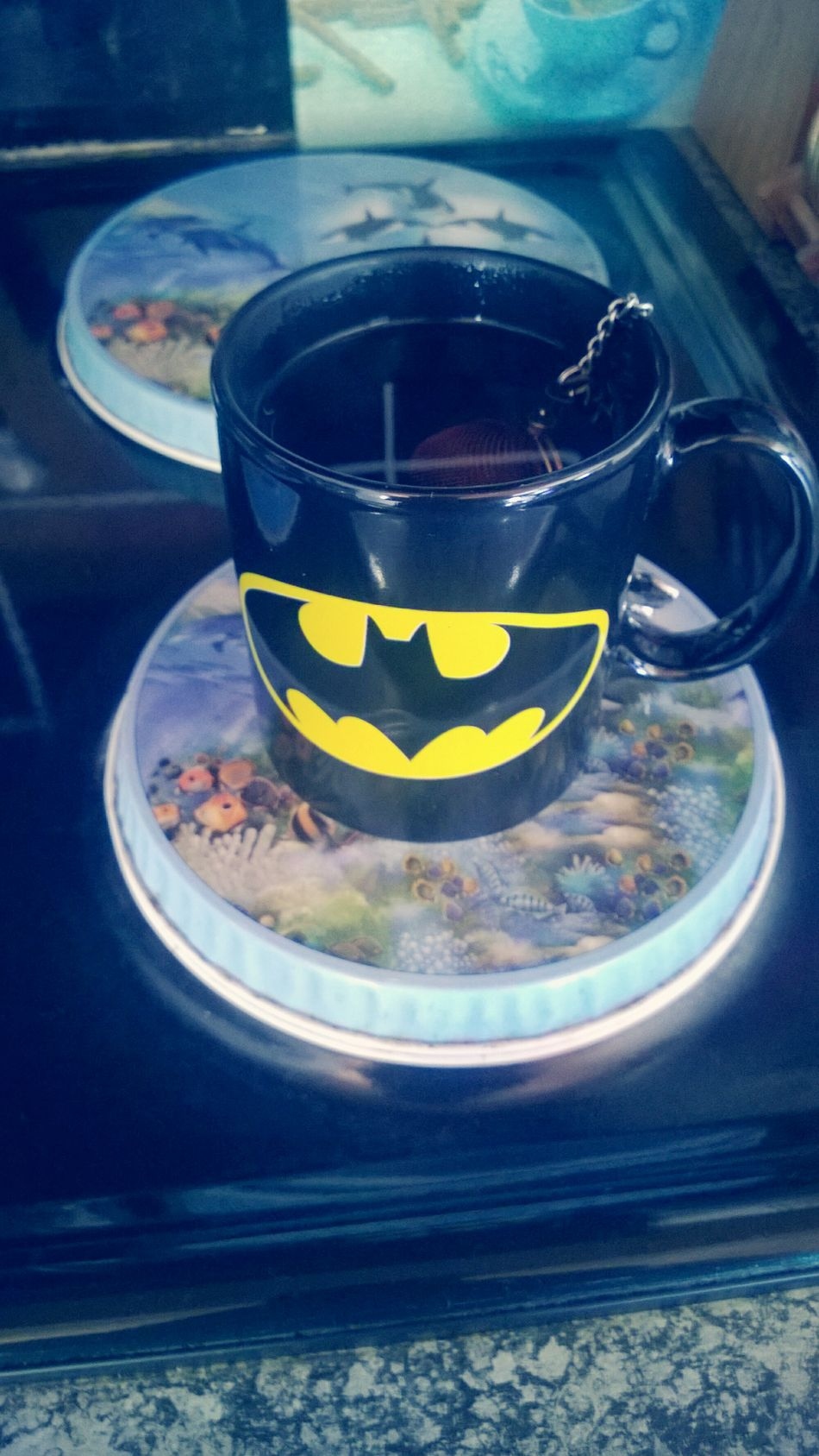 Batman Muglove Drinkingtea