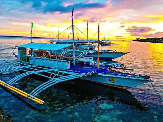 Sunset. :) Eyeem Philippines Sunset EyeEm Best Shots IPhoneography