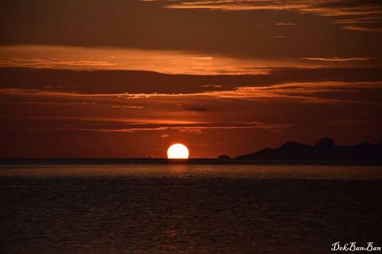 Sea Samui Thailand Sea And Sky Sunset Sky And Clouds First Eyeem Photo