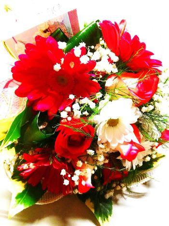 Flower Bouquet Love