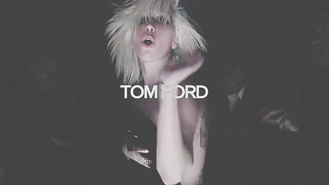 Lady Gaga Tom Ford Littlemonster Screenshot 😍😍😘😘