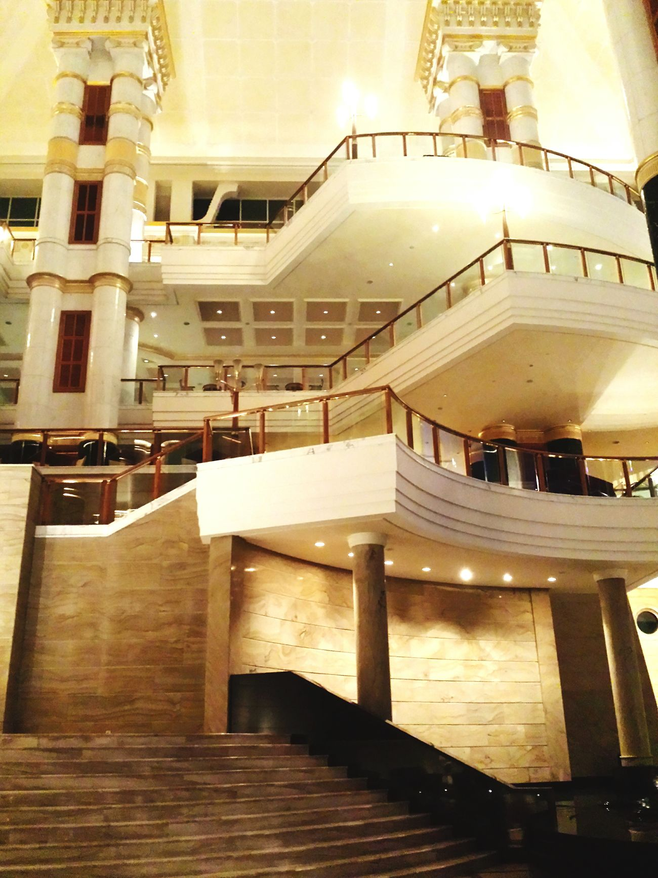 Pillars Elegent Hotel Brunei Darussalam Buildings Interior Design