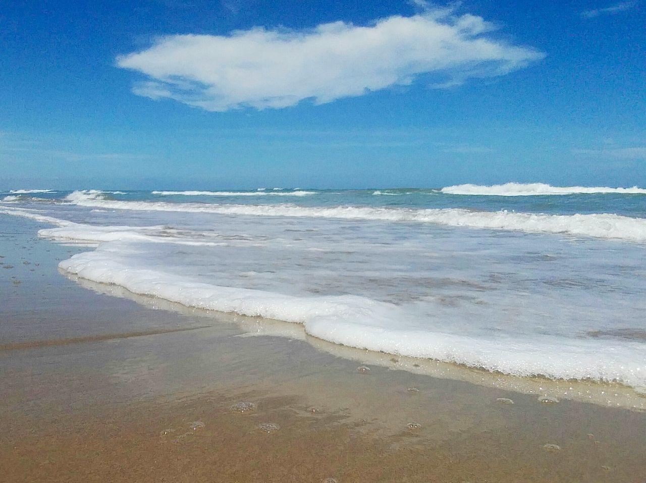 Beach Sea Sky No People