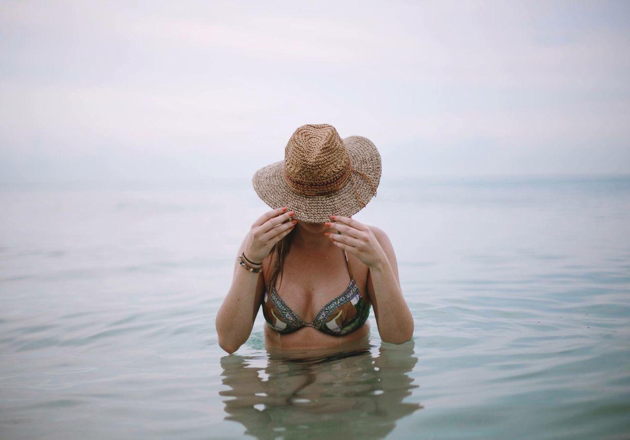 Beautiful stock photos of nature, 20-24 Years, Beauty In Nature, Bikini, Bikini Top