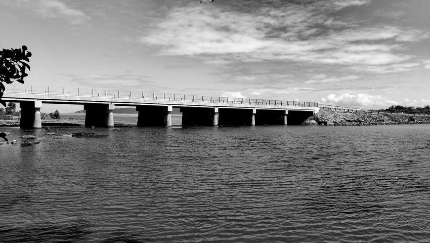 Bridge - Man Made Structure Built Structure Cloud - Sky Day