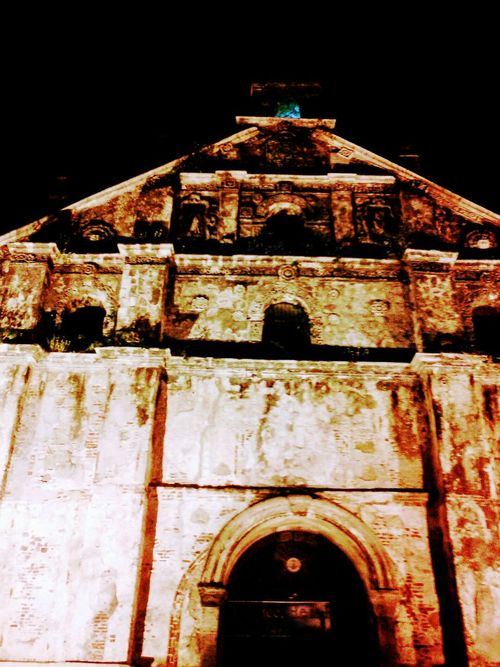PaoayChurch Architecture Ancient Civilization Outdoors No People Built Structure History Low Angle View Nightphotography Paoay Church, Paoay, Ilocos Sur, Philippines Close-up Nigth Photography Night Shot