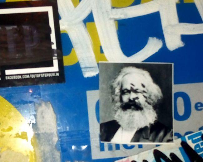 Karl Marx Telephone Public Telephone Hermannplatz Old Cheap Change Money Klein Geld