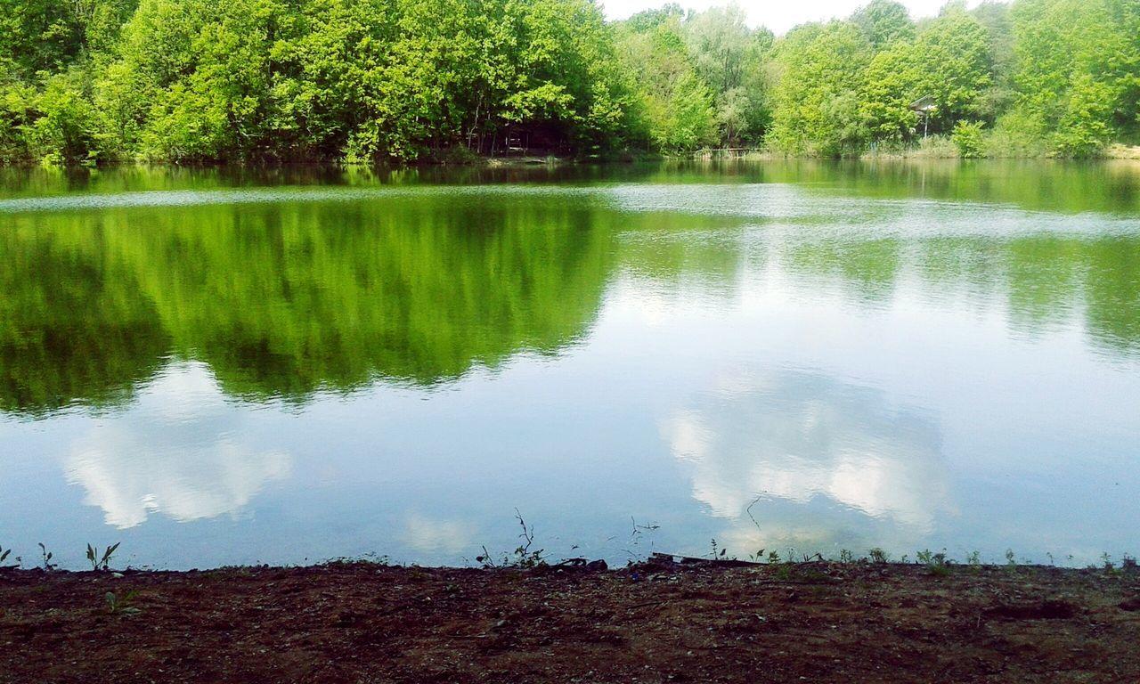 Lake Zaovsko Serbia Relaxing