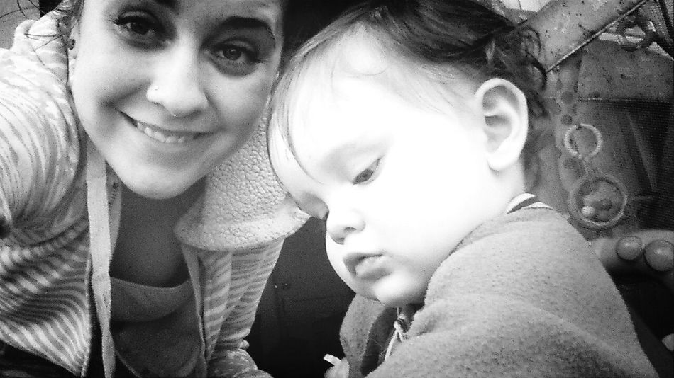 Me And My Baby!