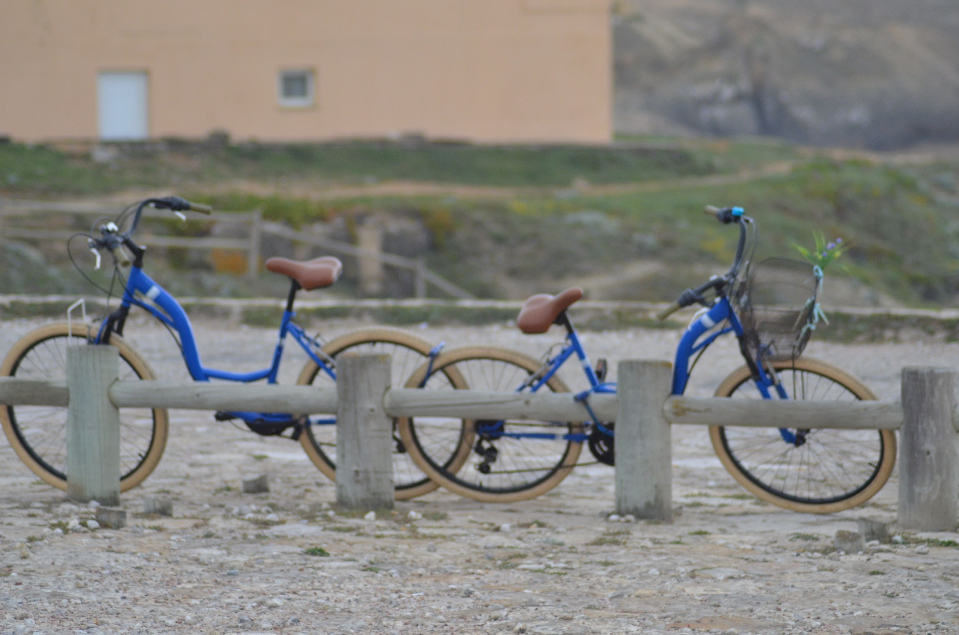 Relaxing Enjoying Life Bycicle Bycicles Bycicle Old Bycicle Parking Bycicle On The Beach