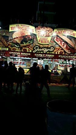 Fair Countyfair San Diego California SoCal Food People Adapted To The City