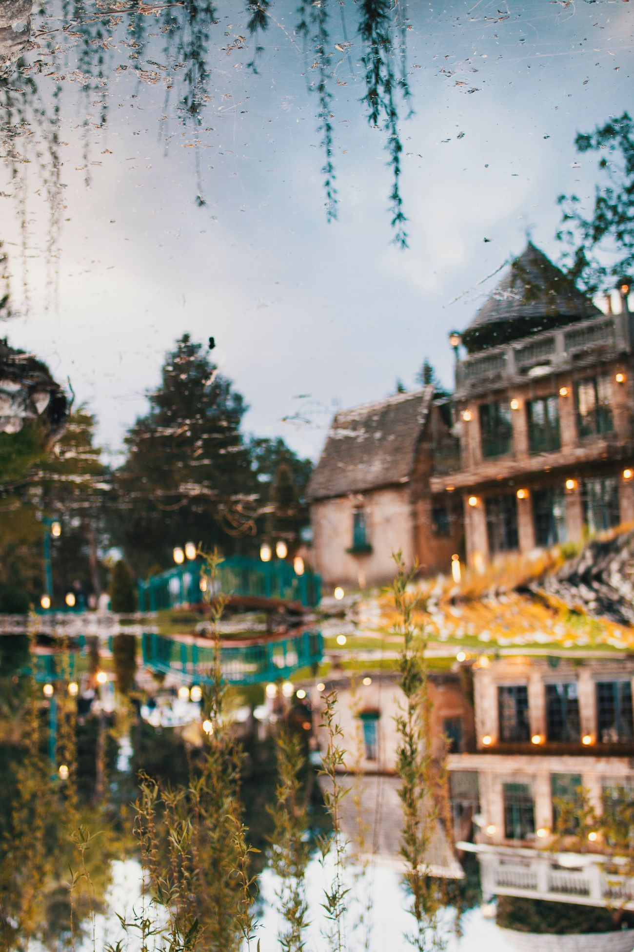 La Caille Architecture Bridge Bridge - Man Made Structure Built Structure Canon Canon70d Day Edpollei Lake Landscape Landscape_Collection Like Moss Nature Nature Nature_collection Outdoors Plants Pool Reflection Tree Trees Trees And Sky Utah Water