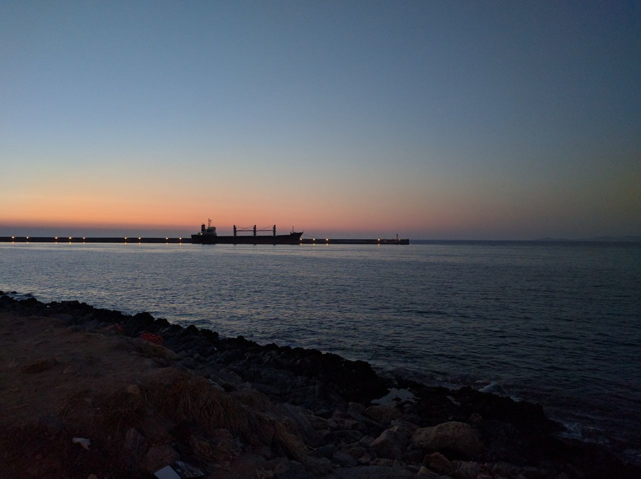 Colour Of Life The Last Ship Photography Crete Greece Sunset No Filter