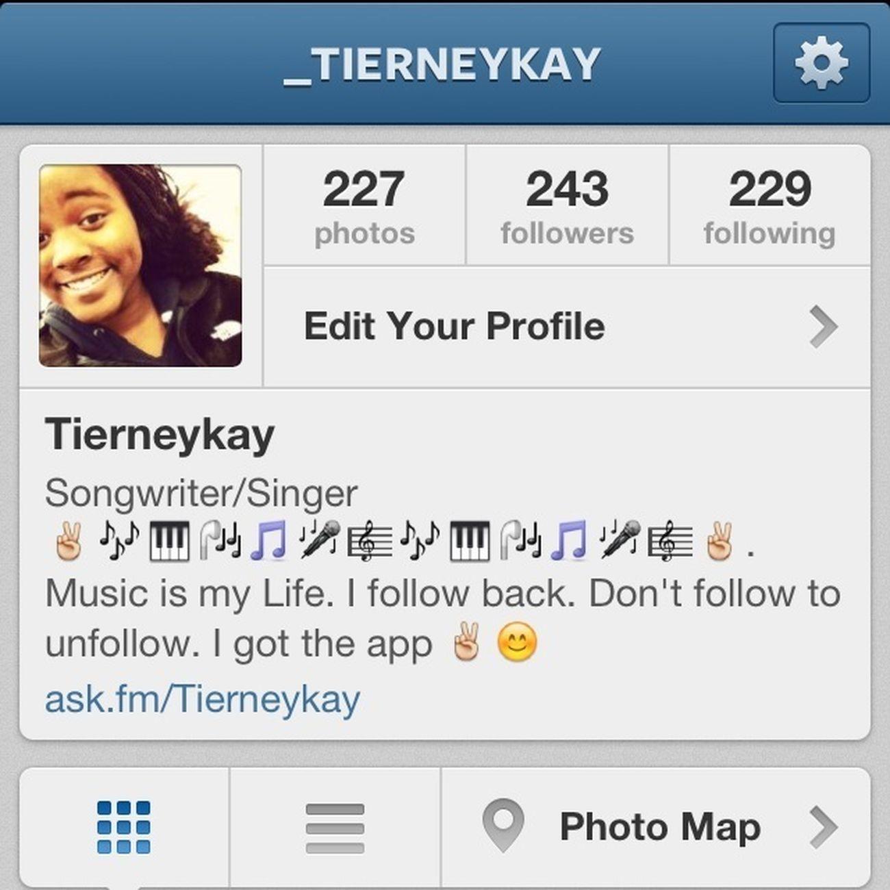 Follow Me On Instagram I Follow Back
