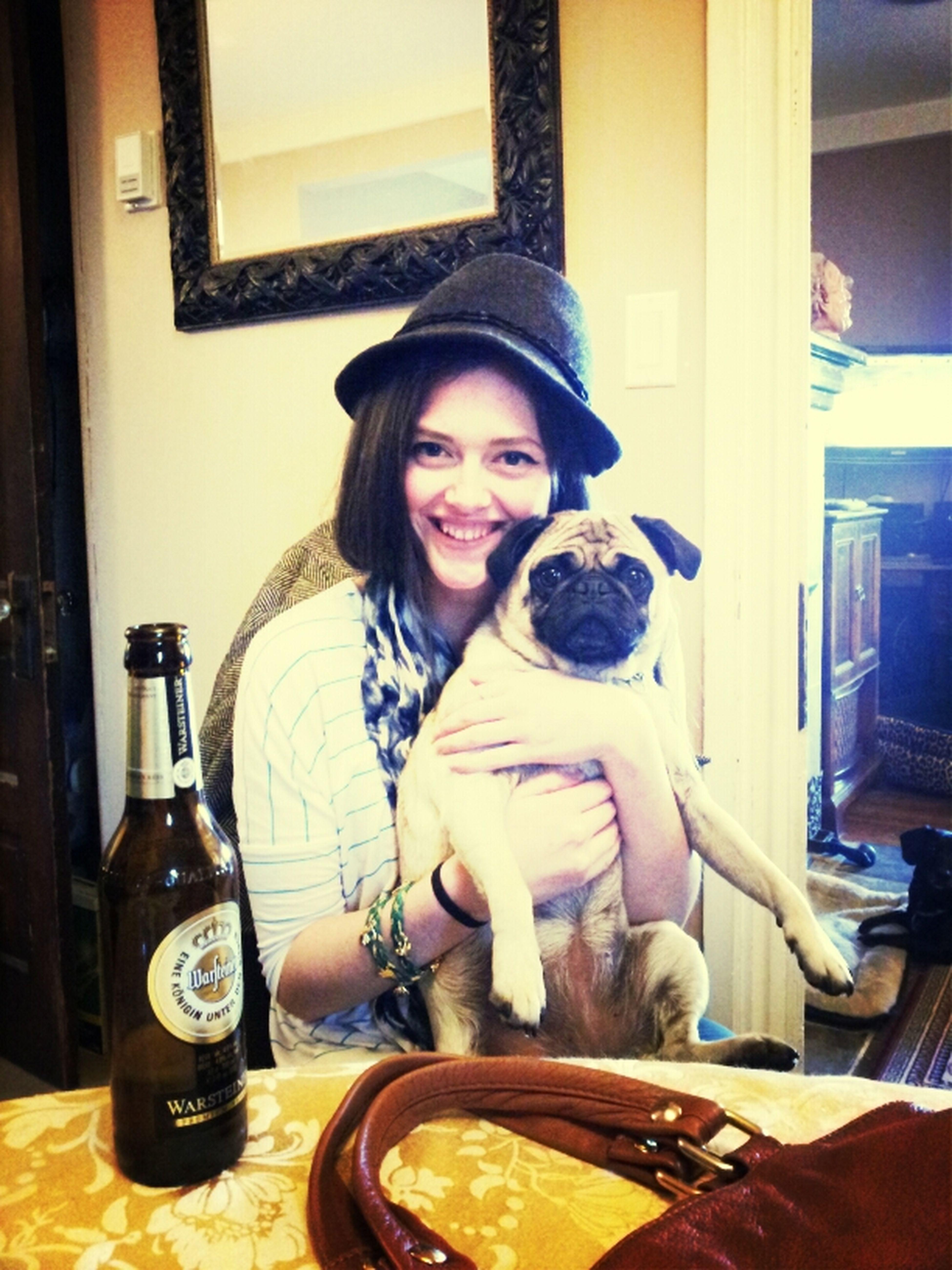 Sister & The Pug