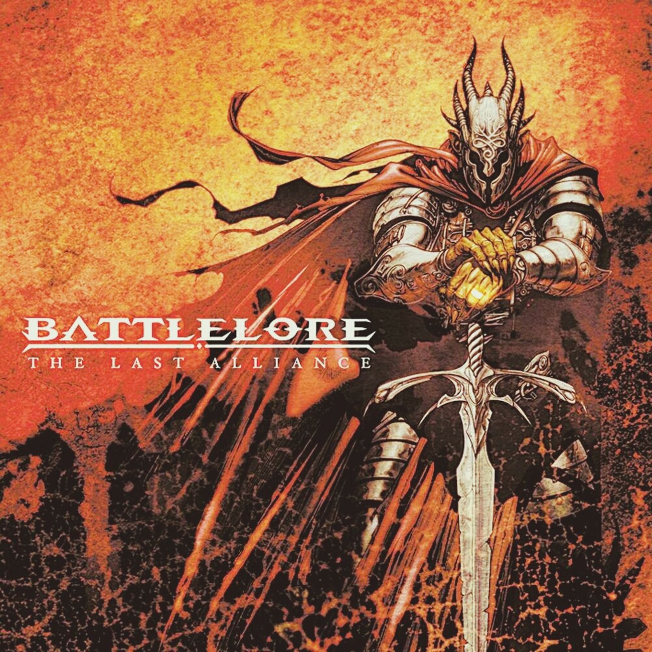 Battlelore: The Last Alliance Metal Folk Metal Finnish Metal Battlelore