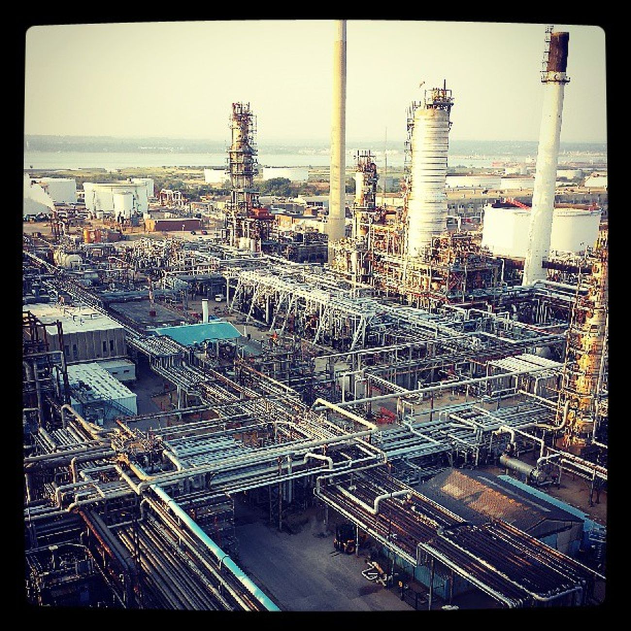 Refinery Oilgas Industry