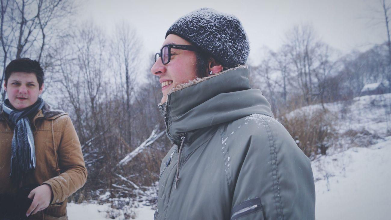 Winter Snow January Russia Природа зима снег январь Россия Я и мои друзья