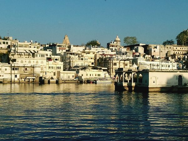 Udaipur Picholalake Calmness Vintage The Most Beautiful City
