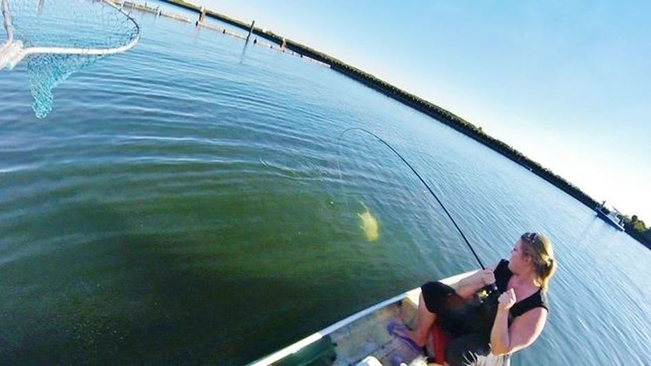 Caught In The Moment Relaxing Fishing Time Caught In The Act Fishing Blu Green Water Eye4photography  Blue Sky A Bird's Eye View