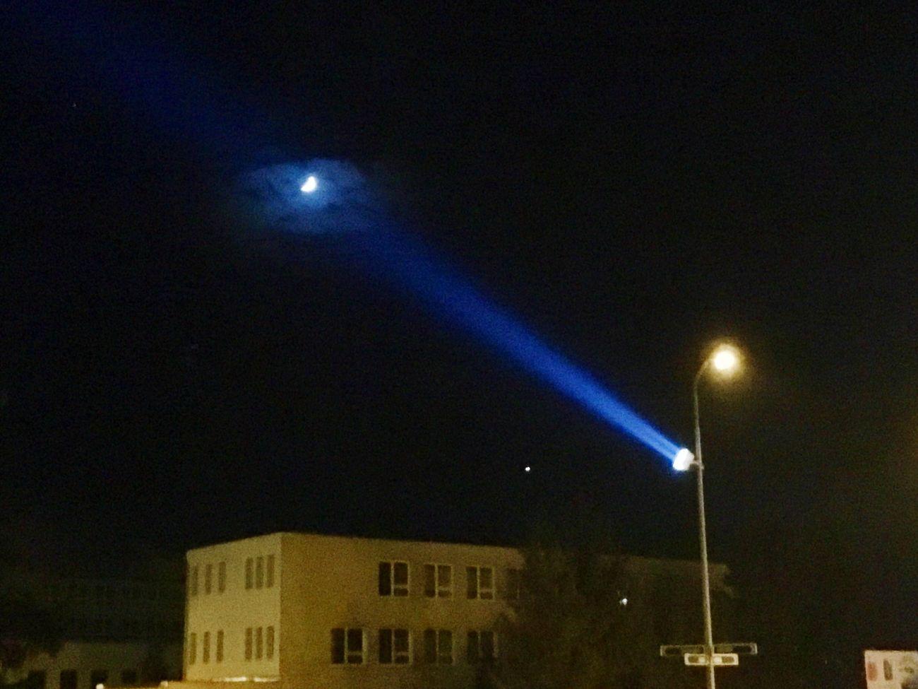 Calling Batman 😄 Night Batman First Eyeem Photo Light Moon Light And Shadow Street Photography Sky Wiew Prešov Slovakia Street Light
