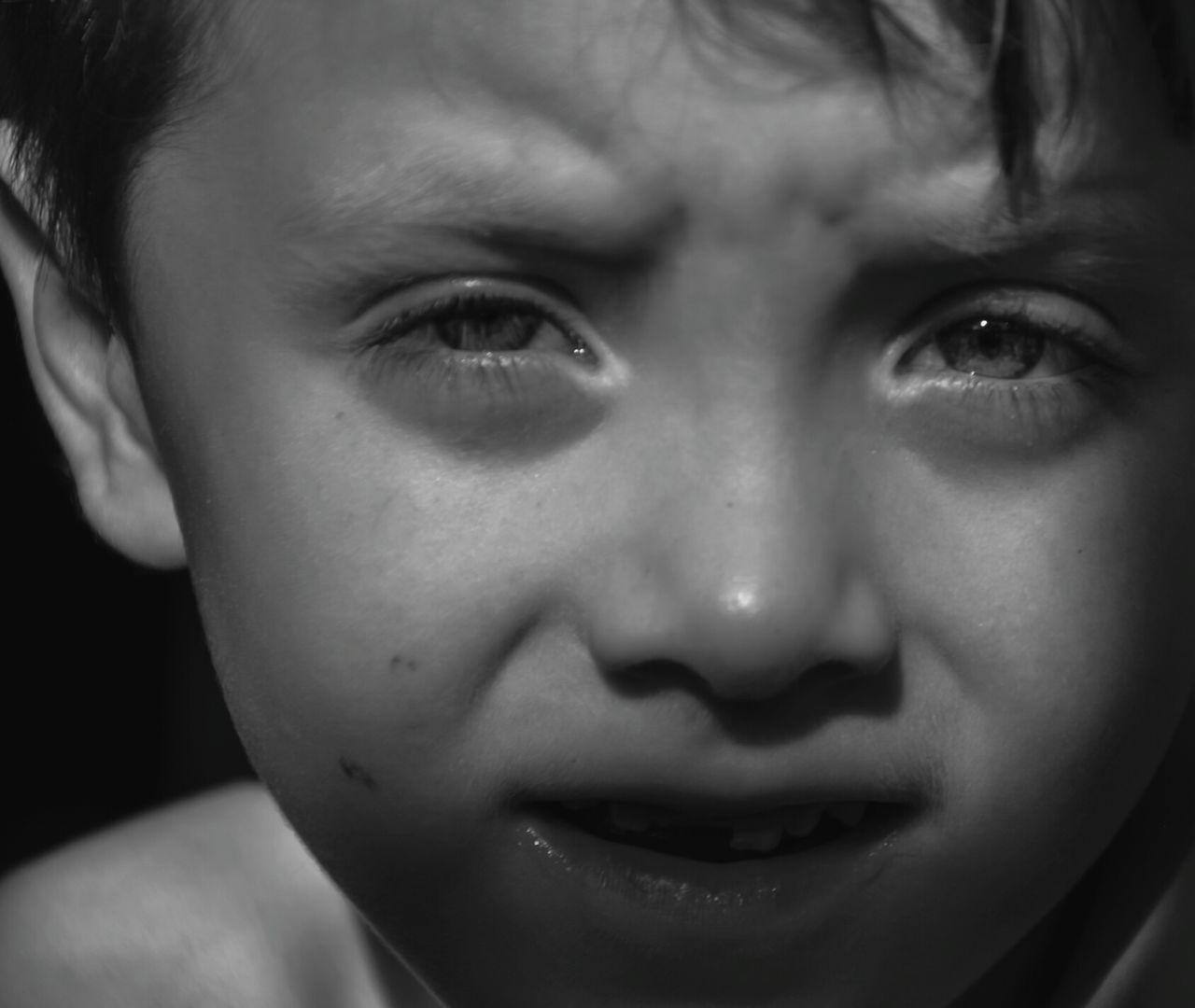 my beautiful son Autism Awareness Autumn Bnwportrait Portrait Bnw Black And White Dramatic Kid Child Portrait