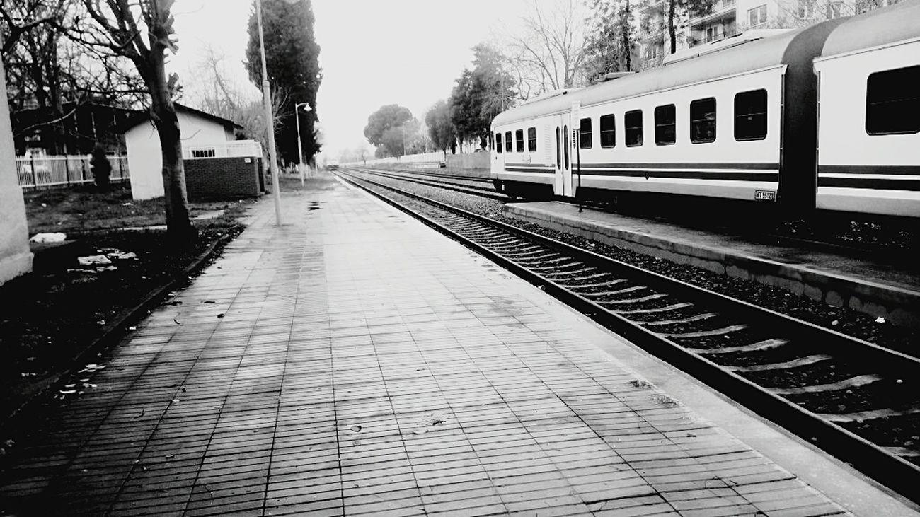 Train Station, Go Away