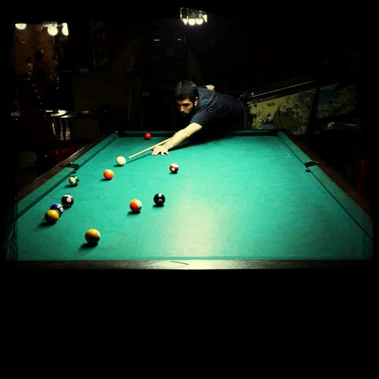 Pool Playing Pool Buenosaires