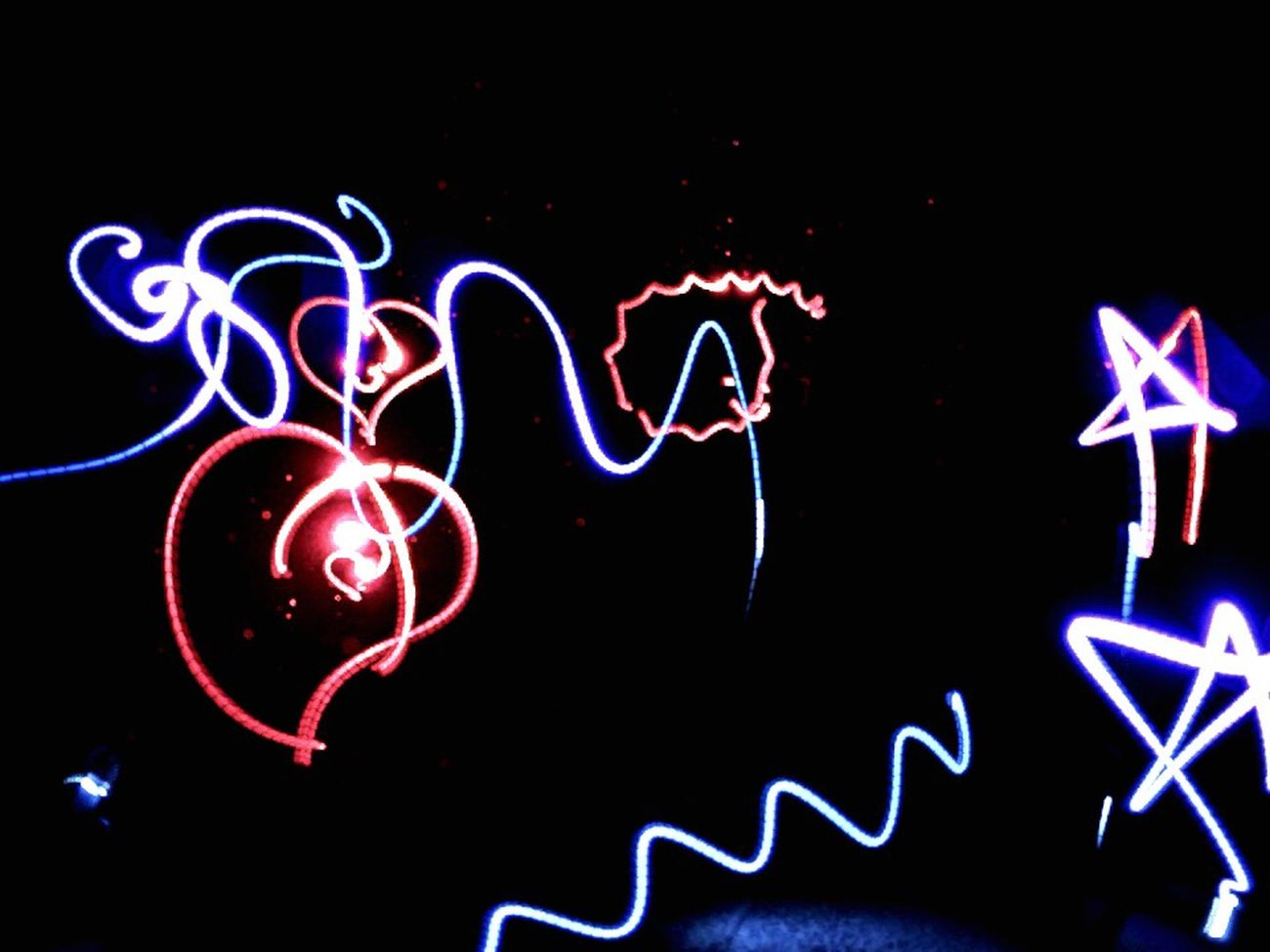 Fooling Around With Lights Light Painting Slow Shutter Long Exposure Iphone6 Experimenting With Different Effects Experimental Photography Learning Photography Iphoneograpy Iphoneonly Lightpaintingphotography Eyeemphotography Neons