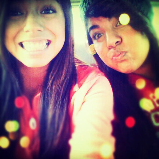 My cousin >>>>>> yours (: My Cousin :)