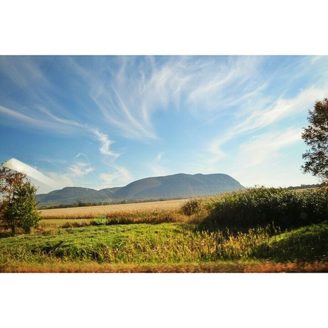 The Lonely Mountain TheHobbitReference Quebec Countryside Cheating NotPartOfBlackAndWhiteProject LandscapePhotography Nikon