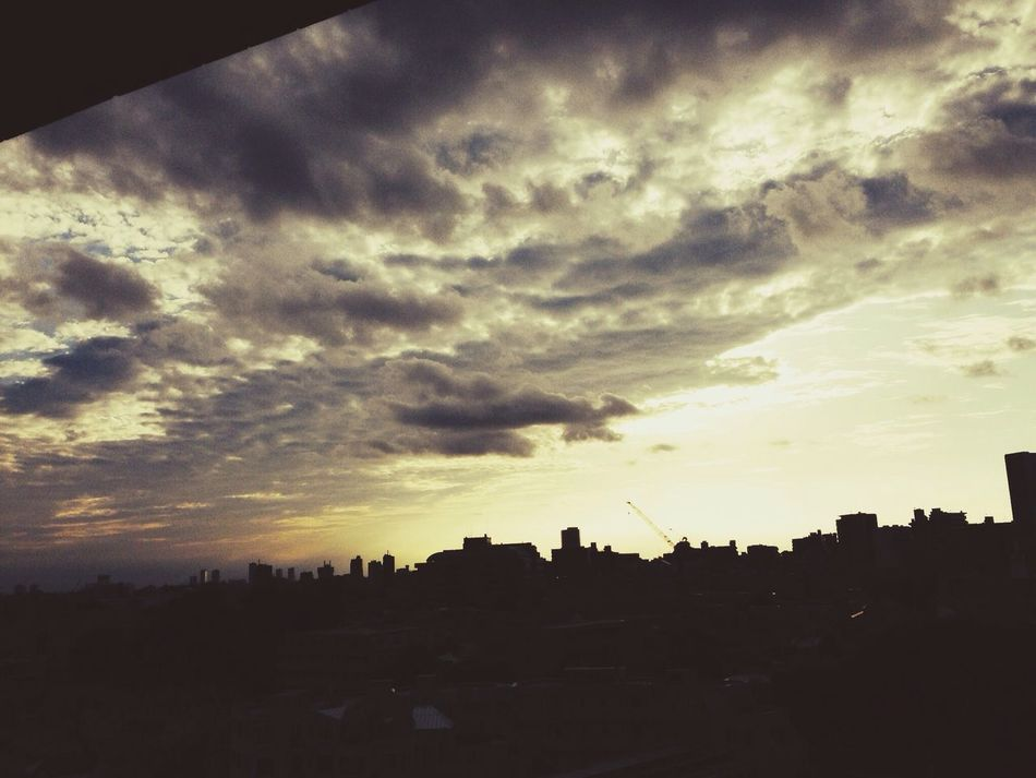 Sky Clouds And Sky 大井町 Nice View