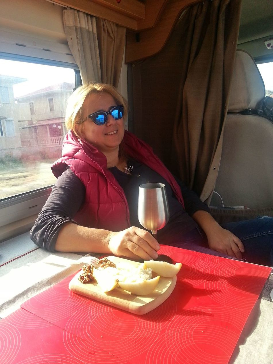 Cunda Karavan Hello World Traveling